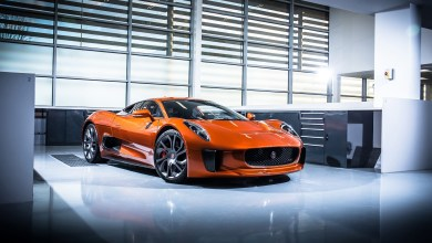 Photo of La Jaguar C-X75 à la poursuite de James Bond dans SPECTRE