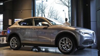 Photo of Le nouvel Alfa Romeo Stelvio à l'honneur à MotorVillage