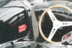 Jaguar Type-D Intérieur