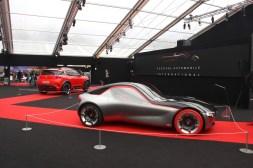 Opel GT et Citroën AirCross Concept