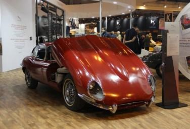 Jaguar Type-E Rétromobile
