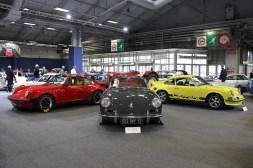 Trio de Porsche Artcurial