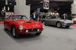 Duo de Ferrari Rétromobile