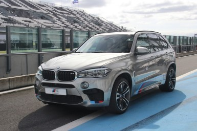 BMW X5M Magny Cours 3