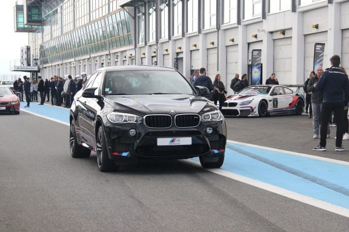 BMW X5M Magny Cours 6