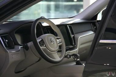 Intérieur nouveau Volvo XC60