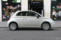Fiat 500 60ème anniversaire Motor Village Paris