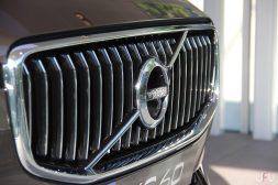 Calandre nouveau Volvo XC60