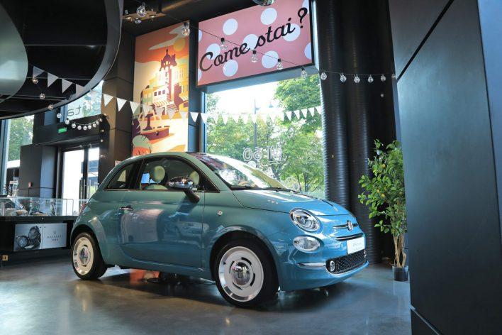 Expo MV Fiat 500 60 Anniversario