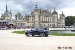 DS 7 Crossback Présidentielle Chantilly Arts & Elégance 2017