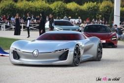 Renault Trezor Chantilly Arts & Elégance 2017