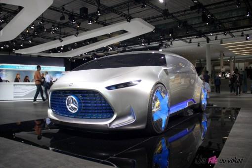 Mercedes Vision Tokyo Concept Francfort 2017