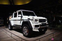 Mercedes-Maybach G650 Francfort 2017
