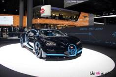 Bugatti Chiron Francfort 2017