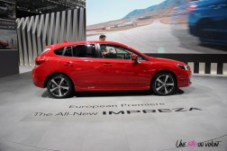Subaru Impreza Francfort 2017