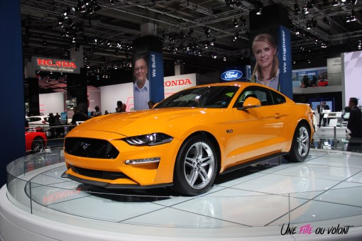 Ford Mustang Francfort 2017