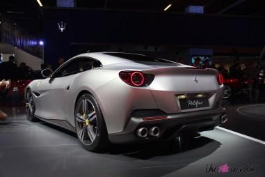 Ferrari Portofino Francfort 2017