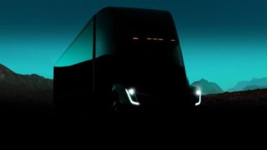 Tesla Semi 2017