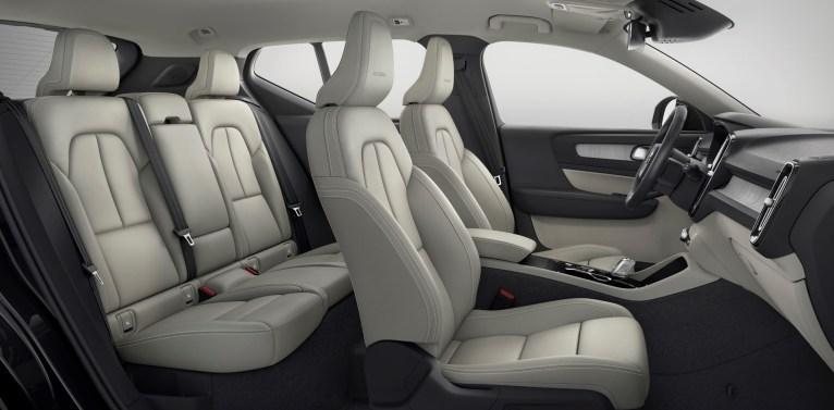 New Volvo XC40 Inscription - intérieur