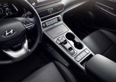 Hyundai Kona electric 2018 intérieur