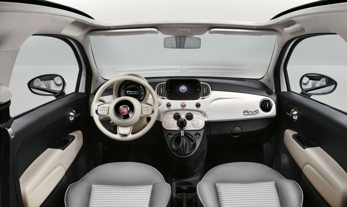 Fiat 500 Collezione 2018
