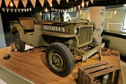 Exposition Jeep Adventures MotorVillage 2018 / Jeep Willys