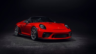Photo of Porsche 911 Speedster Concept : 70 ans bien fêtés au Mondial de Paris