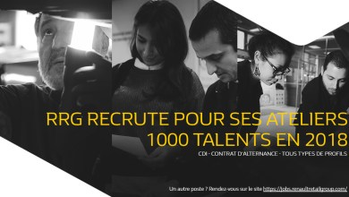 Photo of Carrière : Renault Retail Group recrute ses futurs talents !