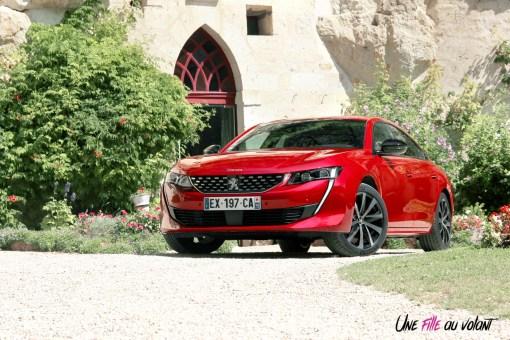Peugeot 508 GT Line Rouge ultimate PureTech
