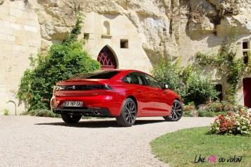 Peugeot 508 GT Line Rouge ultimate arrière