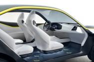 Opel GT X Experimental Concept sièges