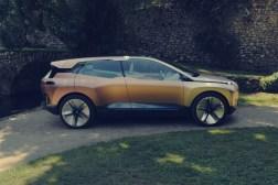BMW Vision iNEXT Concept profil jantes feux