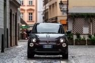 Fiat 500 Collezione automne 2018 face avant feux calandre