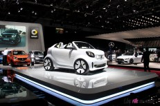 Smart Forease Mondial auto Paris 2018
