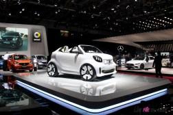Smart Forease Mondial auto Paris 2018