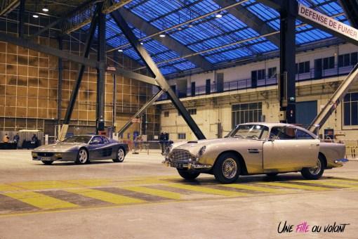 Aston Martin, DB4, artcurial, enchères, rétromobile