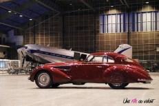 Alfa Romeo 8C 2900B Touring Berlinetta, rétromobile, Artcurial, DC3