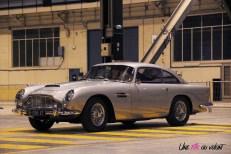Aston Martin, DB4, artcurial, enchères, rétromobile, britannique, luxe