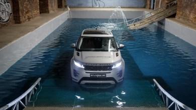Photo of Range Rover Evoque : le Velar se miniaturise