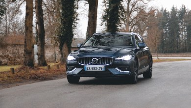 Photo of Essai Volvo V60 : moyen-courrier sans turbulences
