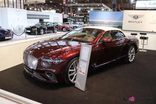 Bentley Rétromobile 2019