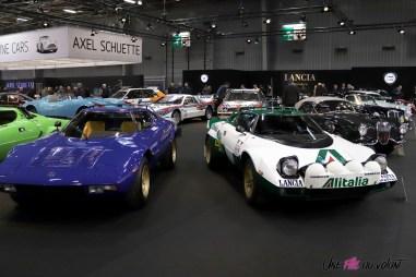 Lancia Stratos Artcurial Rétromobile 2019