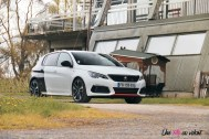 Peugeot 308 GTi sportive 1,6 litre jantes noires