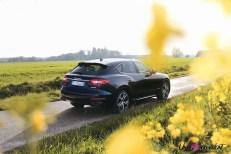 Maserati Levante 2019 arrière échappement jantes