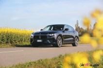 Maserati Levante 2019 GranSport avant statique calandre