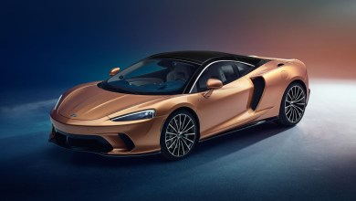Photo of McLaren GT : avion de chasse long-courrier