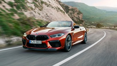 Photo of BMW M8 Competition : tenue de sport exigée