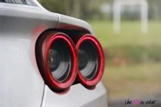 Ferrari GTC4 Lusso 2019 feux arrière détail