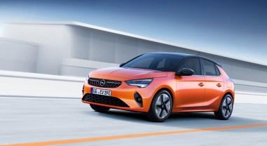 Opel Corsa-e 2019 citadine électrique