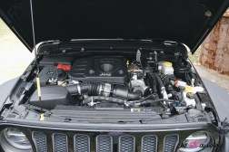 Jeep Wrangler Unlimited Rubicon 2019 moteur 2.2 L MULTIJET S&S 200 CH